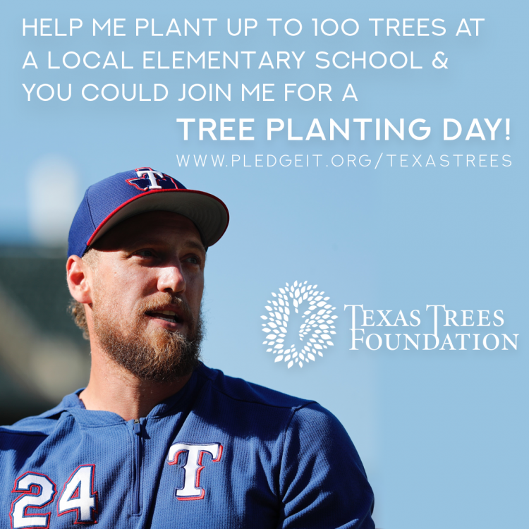 Texas Tree Foundation - Annoucement Post NEW - IG Post